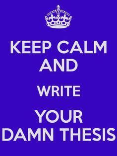 Thesis on students motivation
